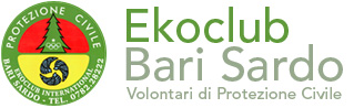 Ekoclub Bari Sardo | Volontari Protezione Civile Ogliastra Sardegna