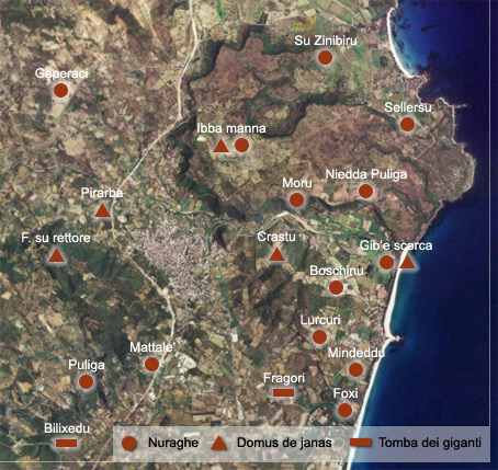 Cartina Archeologica Sardegna.Barisardo Ogliastra Sardegna Scopri Il Paese Il Suo Territorio Le Tradizioni La Storia E La Natura