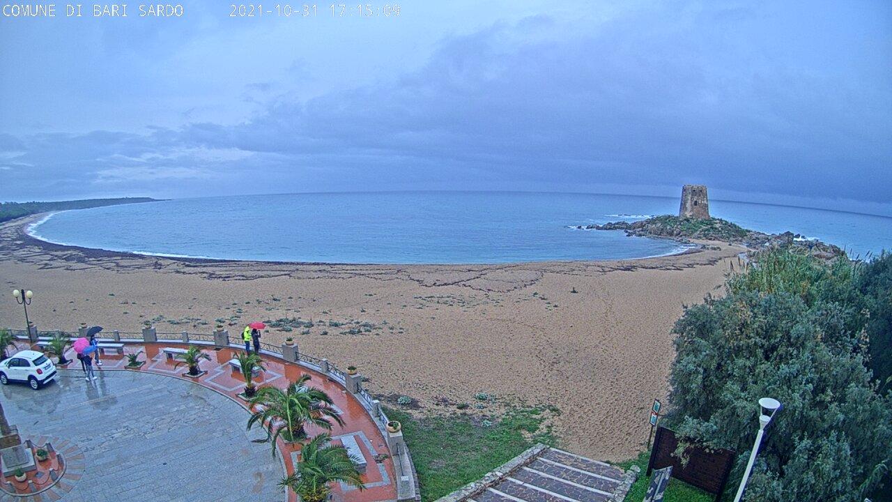 Webcam Bari Sardo